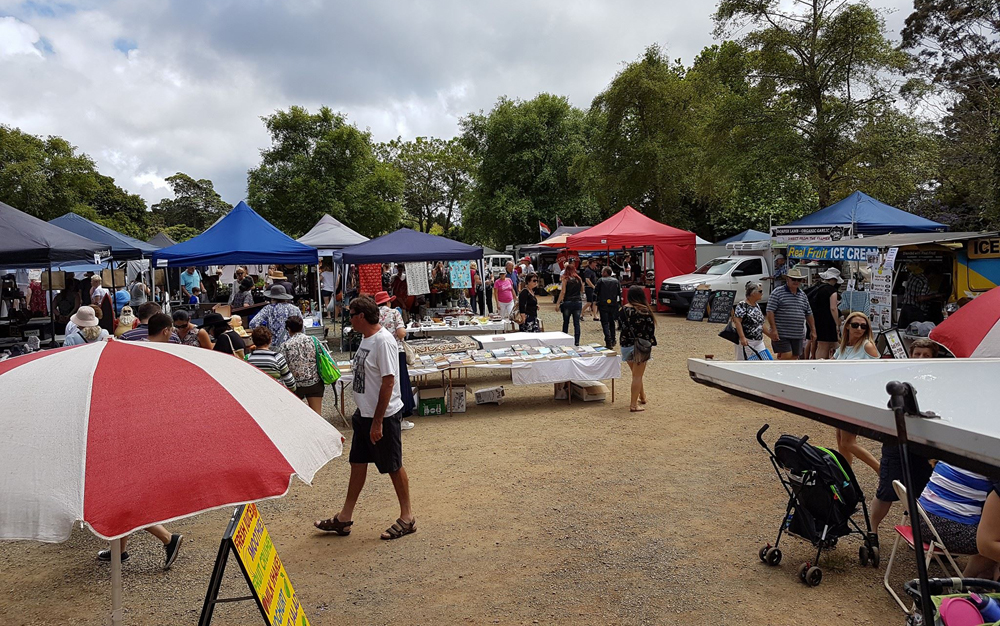 State School Markets, Mount Tamborine, Attractions
