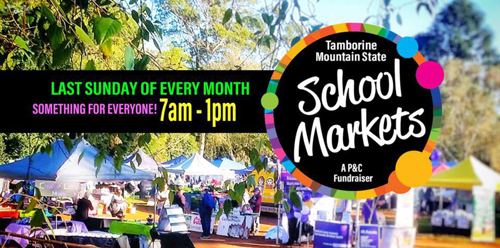 Facebook, TM State School Markets, Mt Tambourine