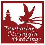 Weddings on Tambourine Mtn, National Park, Waterfall wedding