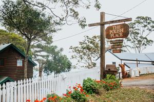 The Polish Place, Tamborine Mountain, Restaurant, Views