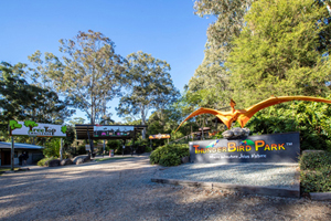 Tamborine Mountain, Thunderbird Park, Attractions, Things to do on Mt Tamborine