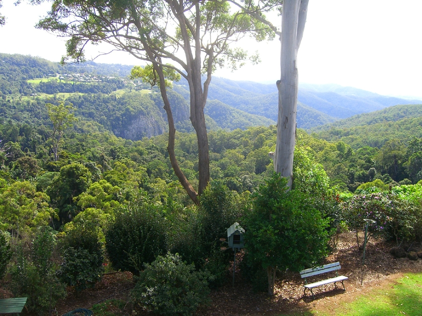 Views into Guanaba Gorge