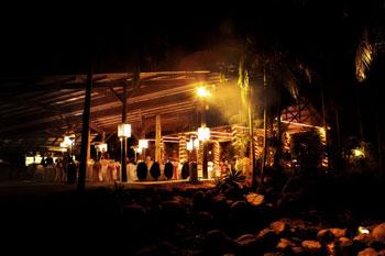 Rainforest Restaurant and Lounge Bar, Wedding Venue, Thunderbird Park