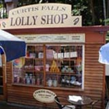 Lolly Shop, Curtis Falls, Mt Tambourine, Fudge, Cedar Creek