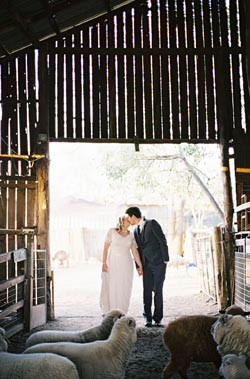 Barn Weddings, Clandulla Cottages, intimate weddings