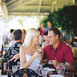 Winery Wedding, Tamborine restaurant, Gold Coast Hinterland