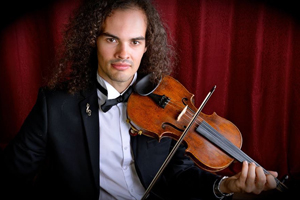 Frank Fodor, Violinist, Wedding Artist, Tamborine Weddings