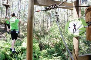 TreeTop Challenge, Thunderbird Park, Attractions Mt Tambourine