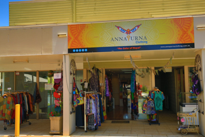Annapurna Clothing, Shopping Tamborine, Gallery Walk
