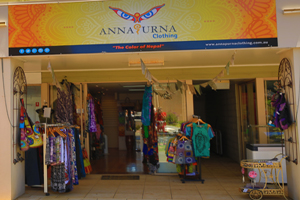 Annapurna Clothing, Gallery Walk, Mt Tamborine, Shopping