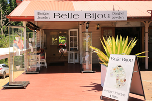 Belle Bijou, Shopping, Gallery Walk, Tamborine National Park