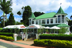 Cafe Bravo, Gallery Walk, Tamborine Mountain, Eating Out