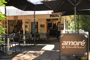 Cafe Soop, Tamborine, Gallery Walk, Eating Out