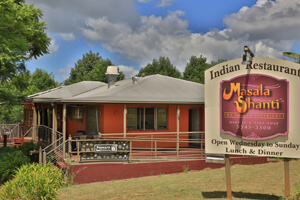 Masala Shanti, Indian Experience, restaurant Tamborine Mtn, Eating Out