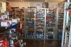 Summit Diecast Cars & Collectables, Gallery walk, Shopping, Discover Tamborine
