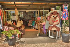 Take your seat, From Tilba to Tamborine, Gallery walk, Mt Tamborine