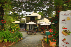 Le Chile Cafe, Tamborine Mountain, Gallery Walk, Shopping