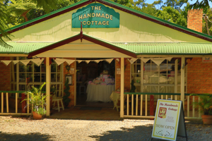 The Handmade Cottage, Tamborine Mountain, Gallery Walk, Shopping