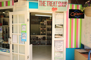 The Treat Shop, Gallery Walk, Mount Tamborine