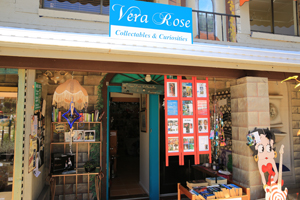Vera Rose Collectables, Shopping Tamborine, Curios, Recycled Giftware