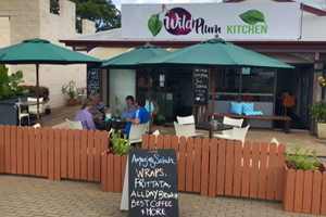 Wild Plum Kitchen, Gallery Walk, Mount Tamborine