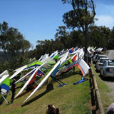 Tamborine hang Gliding, Canungra Hang Gliders Club,