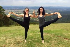Power Yoga, Tamborine Mtn, Fitness, Wellness