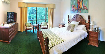 Mountain Sanctuary, Tamborine Mtns, Accommodation