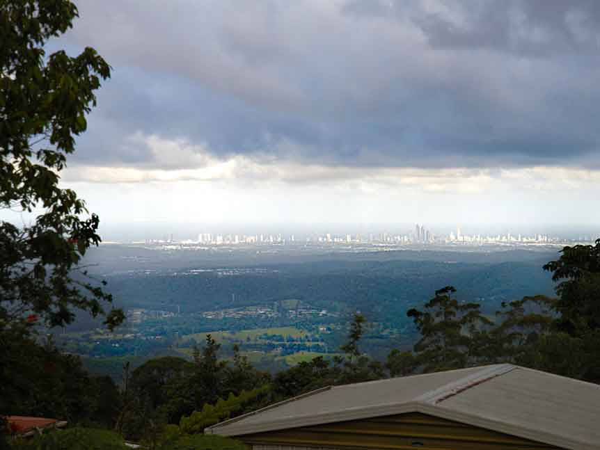 Gold Coast Views, Luxury B&B, Breakfast