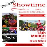 Tamborine Show, Carnival, Event