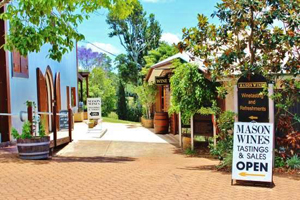 Mason Wines, Cellar Door, Winery, Restaurant