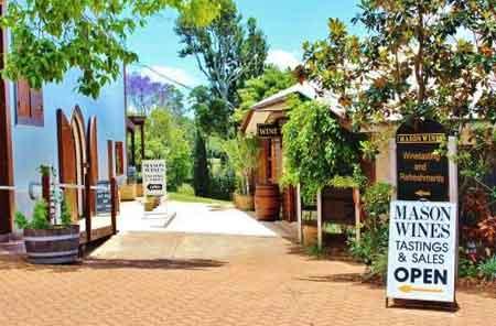 Winery, Tamborine Mountain, National Park, Mason Wines