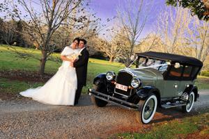 Gold Coast Car Hire, Vintage Classic, Wedding Transport, Bridal Car, Tamborine Weddings