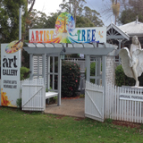 Artist Tree, Tamborine Mountain, Art Gallery, Art Classes