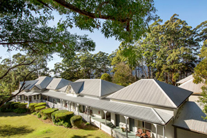 Accommodation Tamborine, Aaronlee Retreat Accommodation, Bed and Breakfast