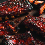 Hickory Slow, Ribs and Beer, Tamborine Slow Food