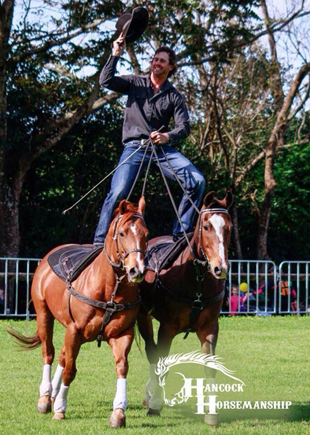 Tamborine Show, Country Markets, Hancock Horsemanship
