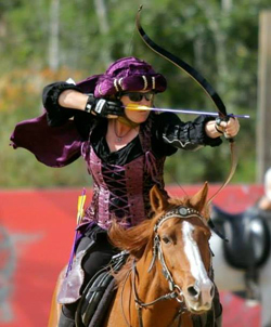 Tamborine Mountain Show, Medeival Theme, Knights of Camelot