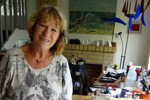 Blue Bord Art Studio, Brigitte Doering, Artist, Gallery