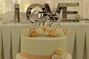 Cakey Creations, Wedding Cakes, Tamborine Weddings