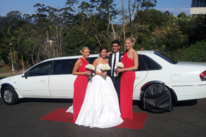 Corporate Limousines, Wedding Transport, Gold Coast Limo Hire, Bridal Transport, Luxury Sedans