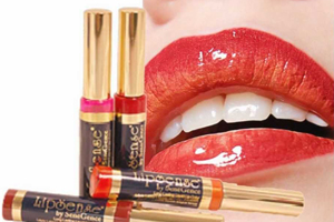Lina's Luscious Lips, Lipstick, smudgeproof, kissproof