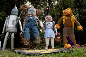 Kids Fun, TM Scarecrow Festival, Family Activities