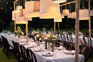Sugar & Spice, Wedding Theming, Tamborine Brides