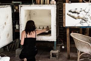 Monique Quarantini, Mount Tamborine, Artist, Studio, Gallery