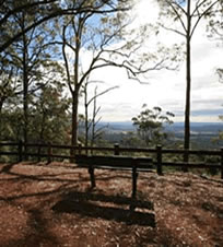 Tamborine Mountain  Lookouts