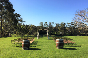 Mason Wines, Winery Weddings, Tamborine Ceremony, Receotions and Functions