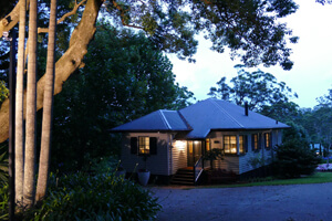 The gatehouse, Glenloch Gardens, Tamborine Cottage