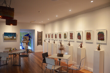 Hilltop Art Gallery Cafe