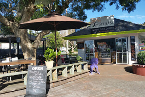 Gallery Walk, Eating Out Tamborine Mtn, National Park, Yummy treats